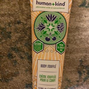 Human and kind body soufflé